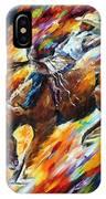 Rodeo - Dangerous Games IPhone Case