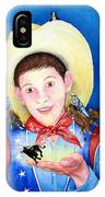 Rodeo Magic IPhone Case