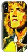 Roger Daltrey - The Who IPhone Case