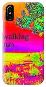 Roma Bushwalking Club IPhone Case