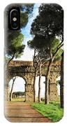 Roman Aqueducts IPhone Case