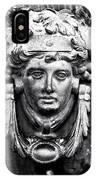 Roman Door Knocker IPhone Case