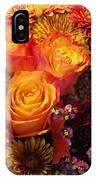 Romance Of Autumn IPhone Case