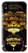 Romanov's Chandelier IPhone Case