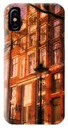 Romantic Amsterdam IPhone Case