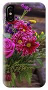 Romantic Bouquet 3 IPhone Case