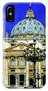 Rome 33 IPhone Case