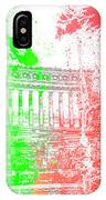 Rome - Altar Of The Fatherland Colorsplash IPhone Case