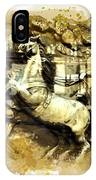 Rome Chariot  IPhone Case