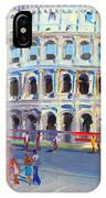Rome Colosseum IPhone Case