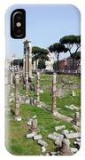 Rome Ruins IPhone Case