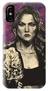 Ronda Rousey IPhone Case