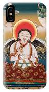 Rongzom Chokyi Zangpo  IPhone Case