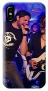 Ronnie Romero 38 IPhone Case