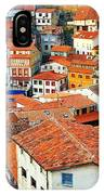 Rooftop View IPhone Case