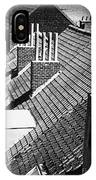 Rooftops Of Belgium Gothic Style IPhone Case