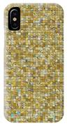 Rooms Of Gold IPhone Case