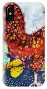 Rooster In The Morning IPhone Case