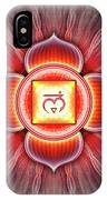 Root Chakra - Series 4 IPhone Case