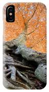Root Of The Matter IPhone Case