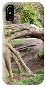 Roots Of Strength IPhone Case