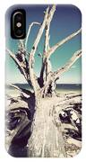 Roots To The Sky-vintage IPhone Case