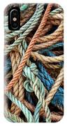 Rope Background IPhone Case