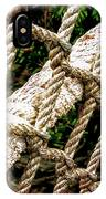 Roped IPhone Case