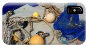 Ropes Nets And Bouys IPhone Case