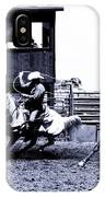 Roping 1 IPhone Case