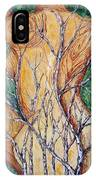 Rose And Thorns IPhone Case