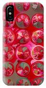 Rose Bubbles IPhone Case