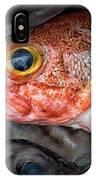 Rose Fish IPhone Case
