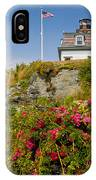 Rose Island Roses IPhone X Case