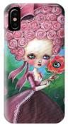 Rose Marie Antoinette IPhone Case