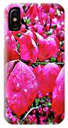 Rose Red 2 IPhone Case