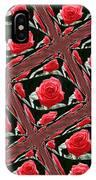 Rose Tiles IPhone Case