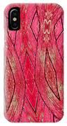 Rose Wood IPhone Case