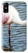 Roseate Spoonbills IPhone Case