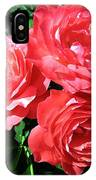 Roses 9 IPhone Case