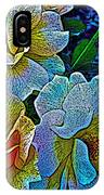 Roses Aglow IPhone Case