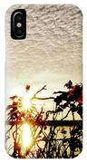 Roses At Sea IPhone Case
