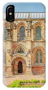 Rosslyn Chapel Panorama IPhone Case
