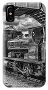 Rosyth No 1 At Furnace Sidings Mono IPhone Case