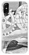 Rotary International  IPhone Case