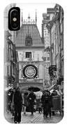 Rouen Street IPhone Case