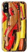 Rough Lumber IPhone Case