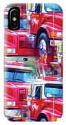 Round Top Vol. Fire Co. Inc. New York 8 IPhone Case