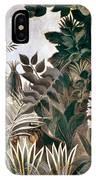 Rousseau: Jungle, 1909 IPhone Case