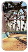 Route 66 - Chain Of Rocks Bridge IPhone Case